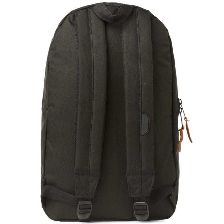 06618ff788a Herschel Supply Co. Nelson Backpack (Black   Black Rubber)