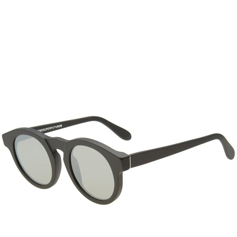 b0676b5f9c6 SUPER by RETROSUPERFUTURE Boy Sunglasses (Black Matte Zero)