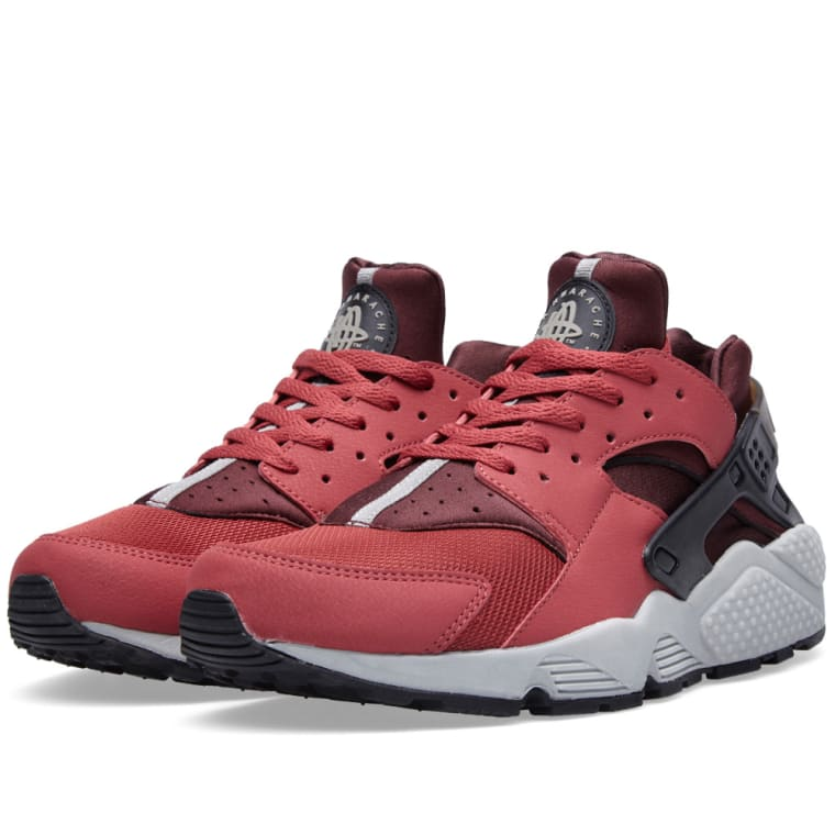 Nike Air Huarache Cedar, Black \u0026 Deep Burgundy 1