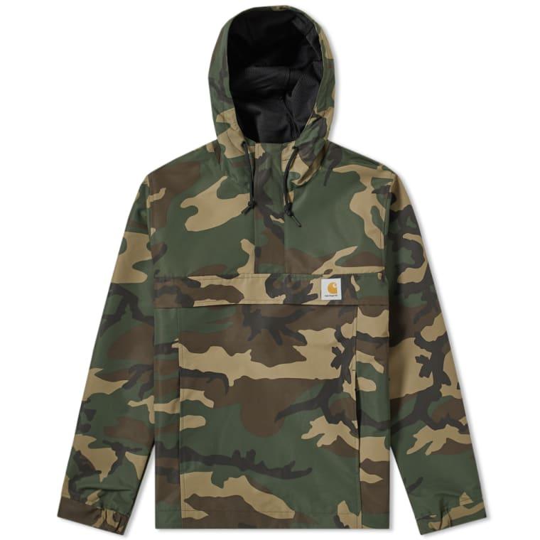 Carhartt Nimbus Pullover Jacket (Camo Laurel)  194531e57