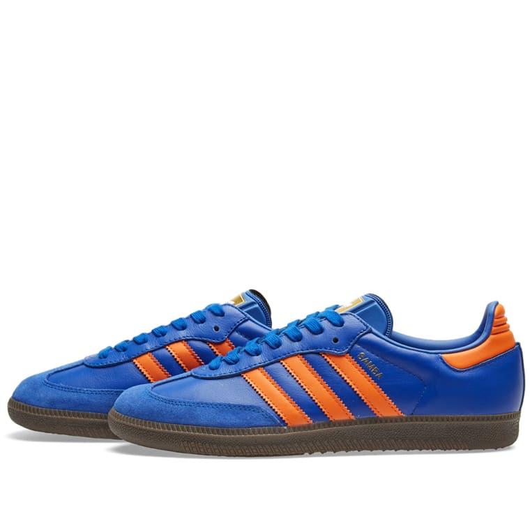 131779faf9bd20 Adidas Samba (Bold Blue