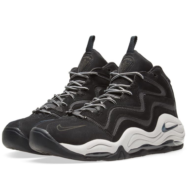 Nike Air Pippen Black, Anthracite  Vast Grey 1