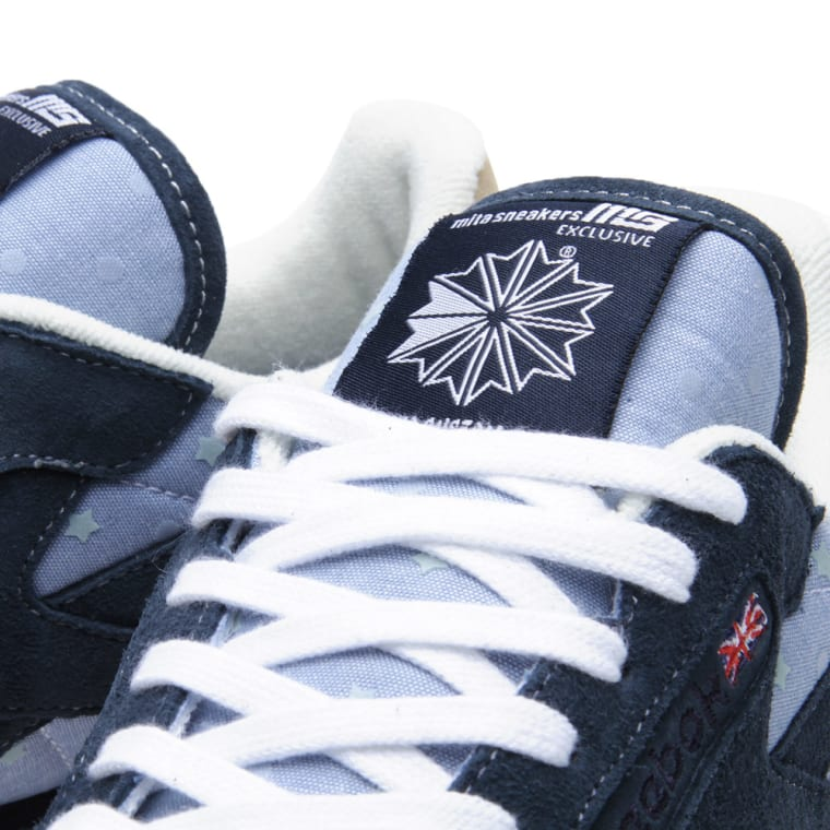brand new 33a03 f1ae3 ... Tokyo 24 7 Shoes UE90000 High  Reebok x mita sneakers Classic Leather  R12 Chino Navy ...