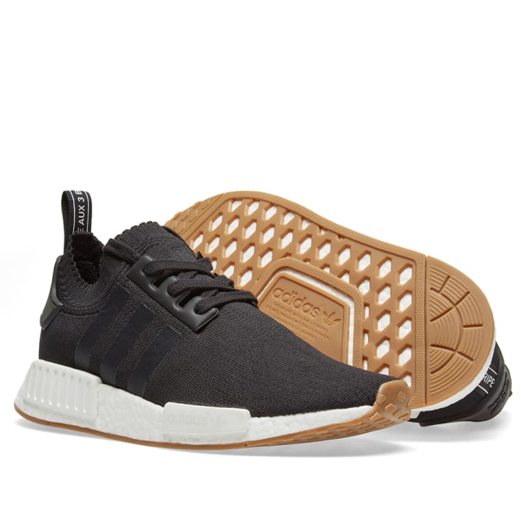 DS Adidas NMD R2 Olive Size 14 BA7198 Primeknit Boost R1 Pure