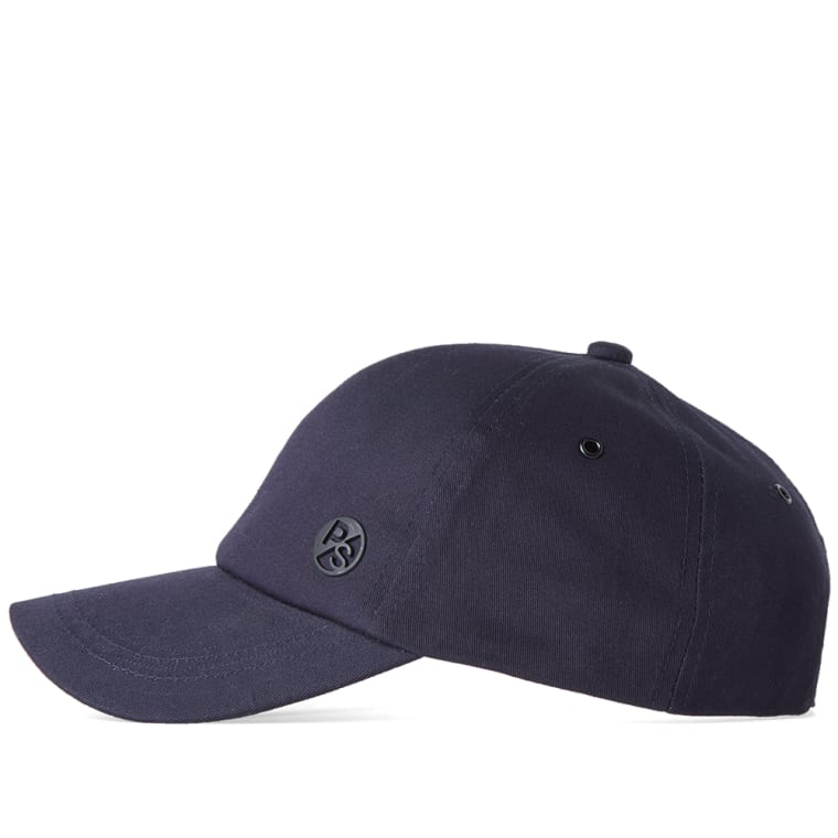 Paul Smith Pill Logo Baseball Cap (Navy)  544ef307f77