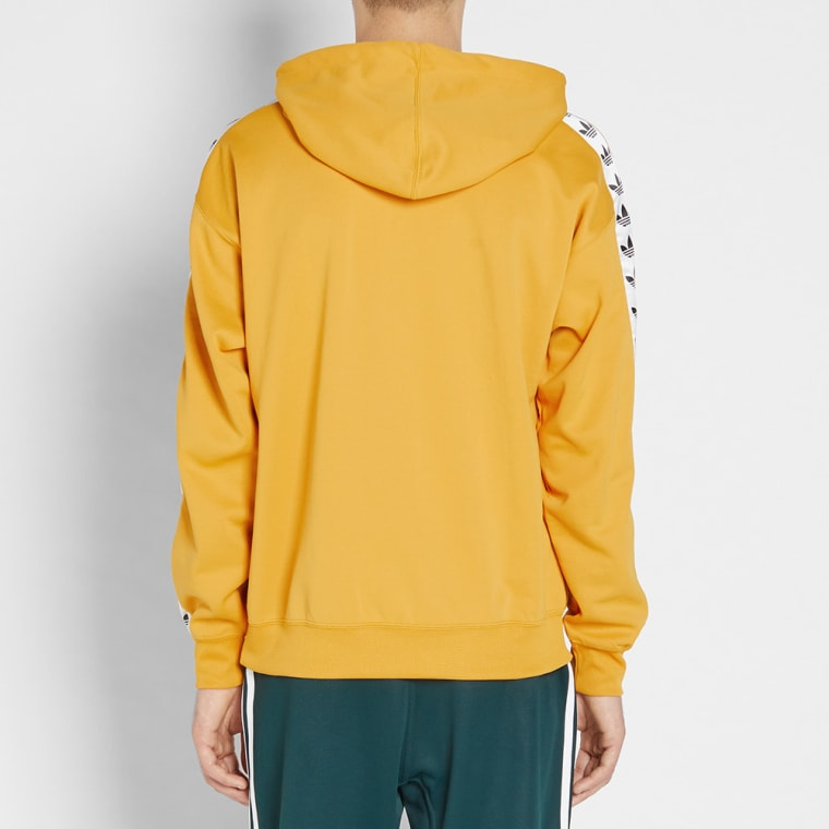 Adidas TNT Tape Hoody (Tactile Yellow)   END. 33413d5c9f