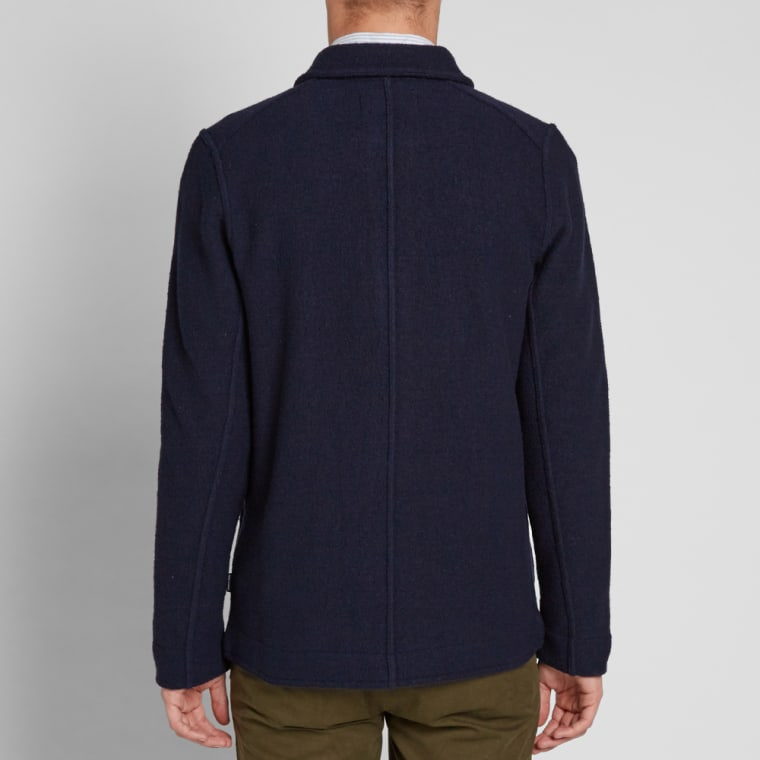 Barbour Pennan Chore Jacket Navy End