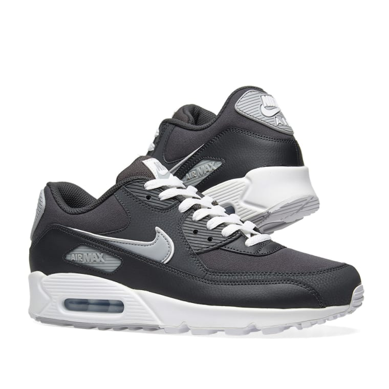 new style 0472c 7bc88 ... gris blanc 1f2e5 bce51  hot nike air max 90 essential anthracite wolf  grey white 7 fb1b6 a641b