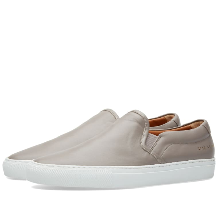 f157800bfcaa5 Woman by Common Projects Nappa Slip On (Grey)