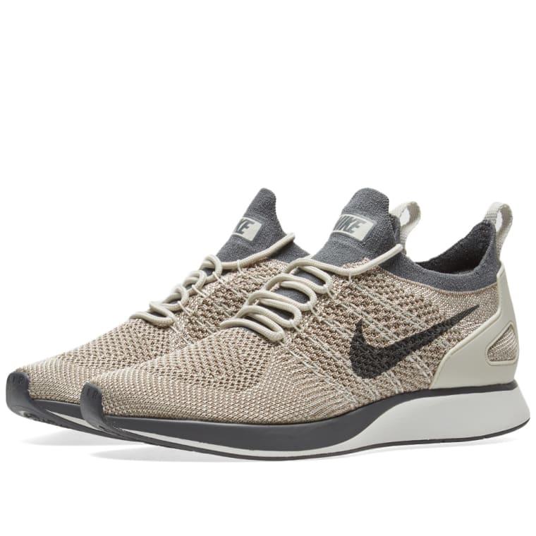 7a12f0a887611 ... Nike Air Zoom Mariah Flyknit Racer W Pale Grey Dark Grey ...
