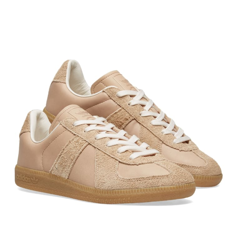 sports shoes 6b874 5e112 Adidas BW Army Premium Leather Pale Nude  Chalk White 7