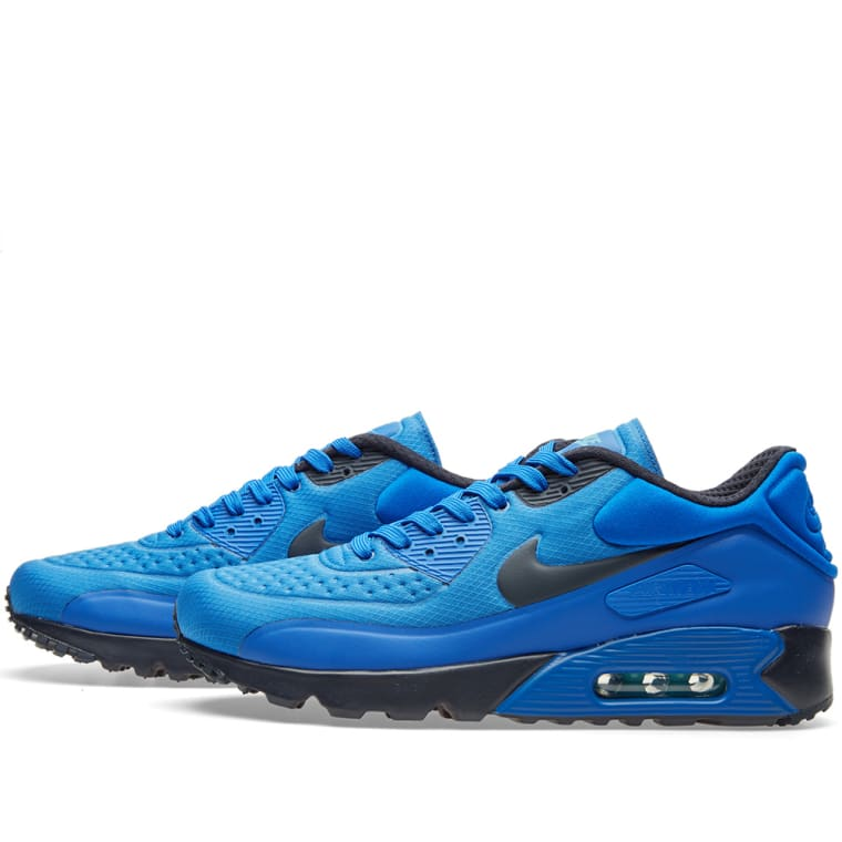 low priced 0770f 86960 ... Nike Air Max 90 Ultra SE Hyper Cobalt Dark Obsidian ...