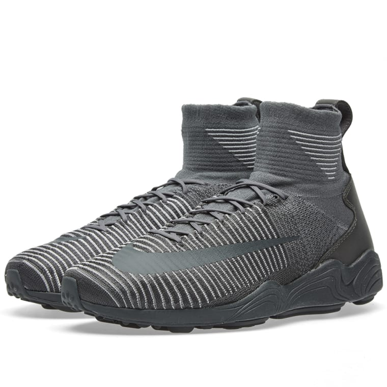 eff3e25f58 ... Nike Zoom Mercurial Flyknit (Dark Grey Anthracite) END.