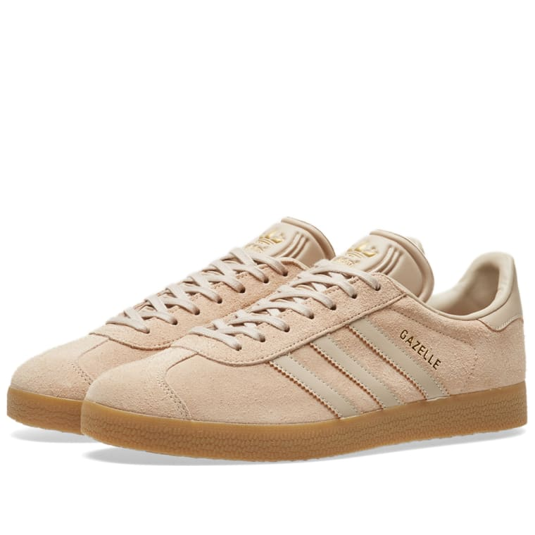 9b49465683bf Adidas Gazelle (Clay Brown   Gum)