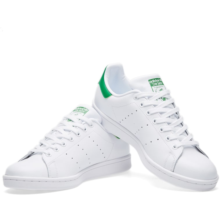 8250d3871657 ... low cost adidas womens stan smith reflective w white green 1 e107b 993c9