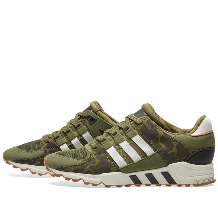 separation shoes 802f1 b5f5c Adidas EQT Support RF Olive Cargo  Off White 2
