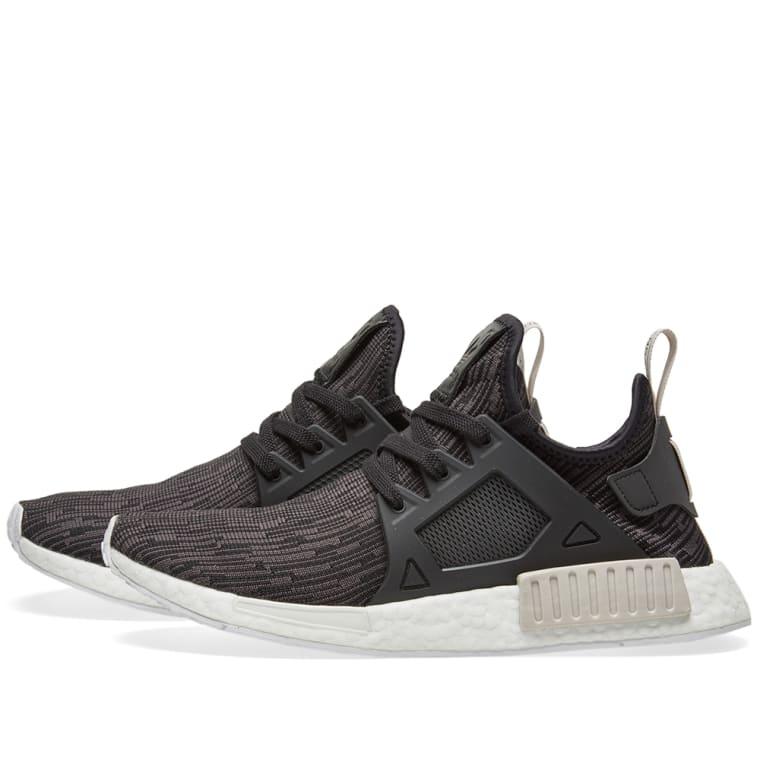Adidas Women\u0027s NMD_XR1 PK W. Core Black \u0026 Utility Black. AU$175