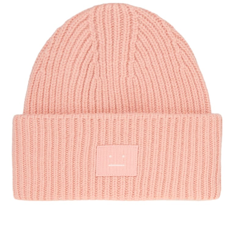 Acne Studios Pansy N Face Beanie (Pale Pink)  8804ded8aa2