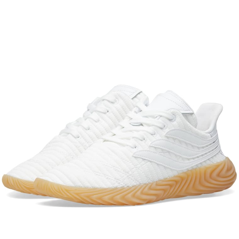 a3b61cdb17508 Adidas Sobakov (White   Gum)   END.