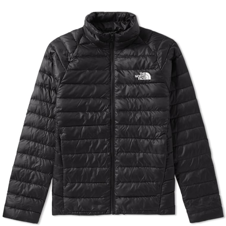 The North Face Trevail Jacket Tnf Black End