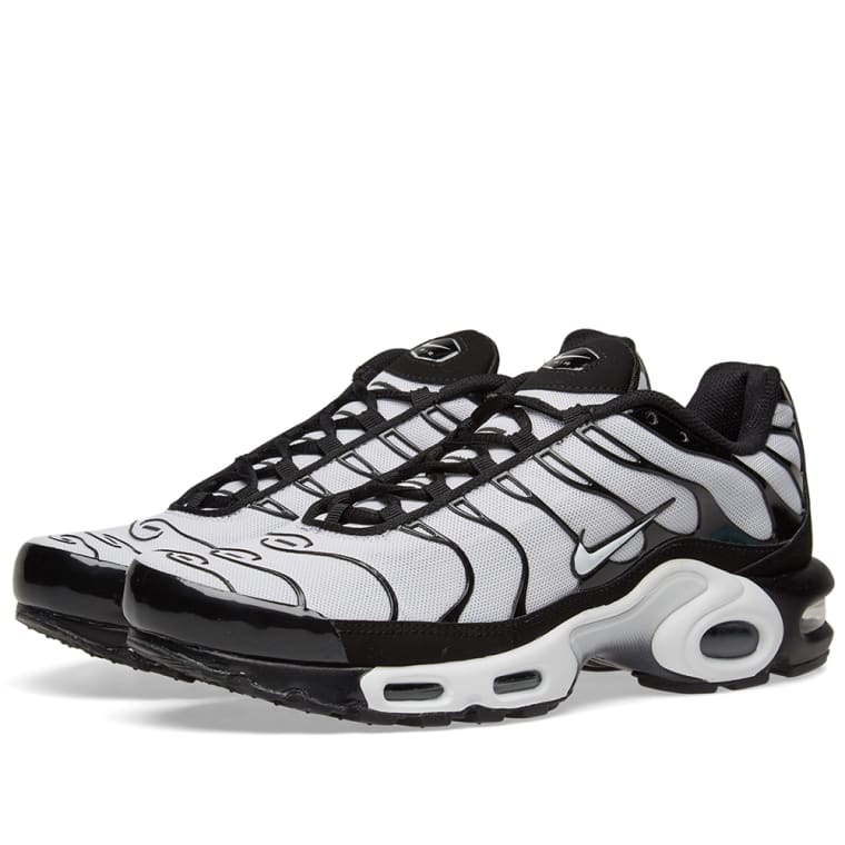 13aaccef24fad5 ... coupon for nike air max plus black white 1 bbe8c 6e53f