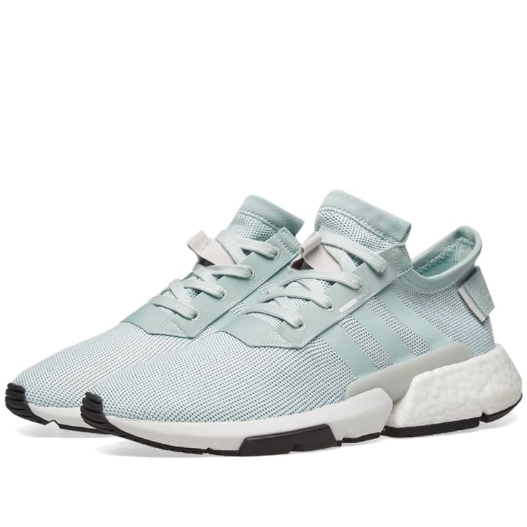 best authentic 0a80f b89ac Adidas POD-S3.1 Vapour Green  Grey 1