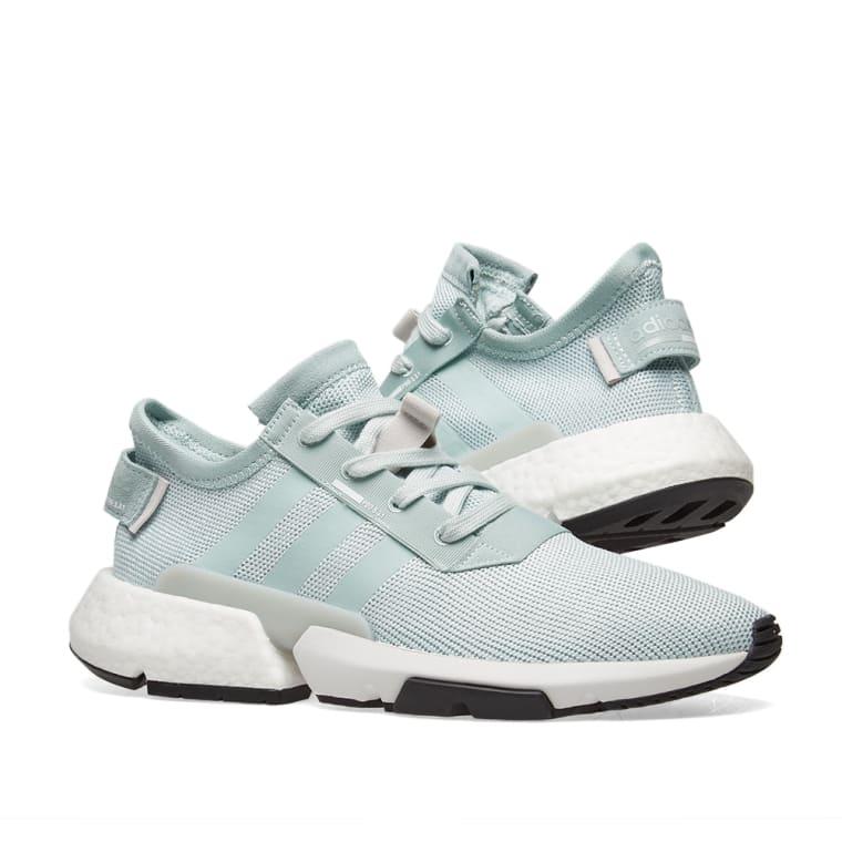 designer fashion cf5f6 db8a2 Adidas POD-S3.1 Vapour Green  Grey 7