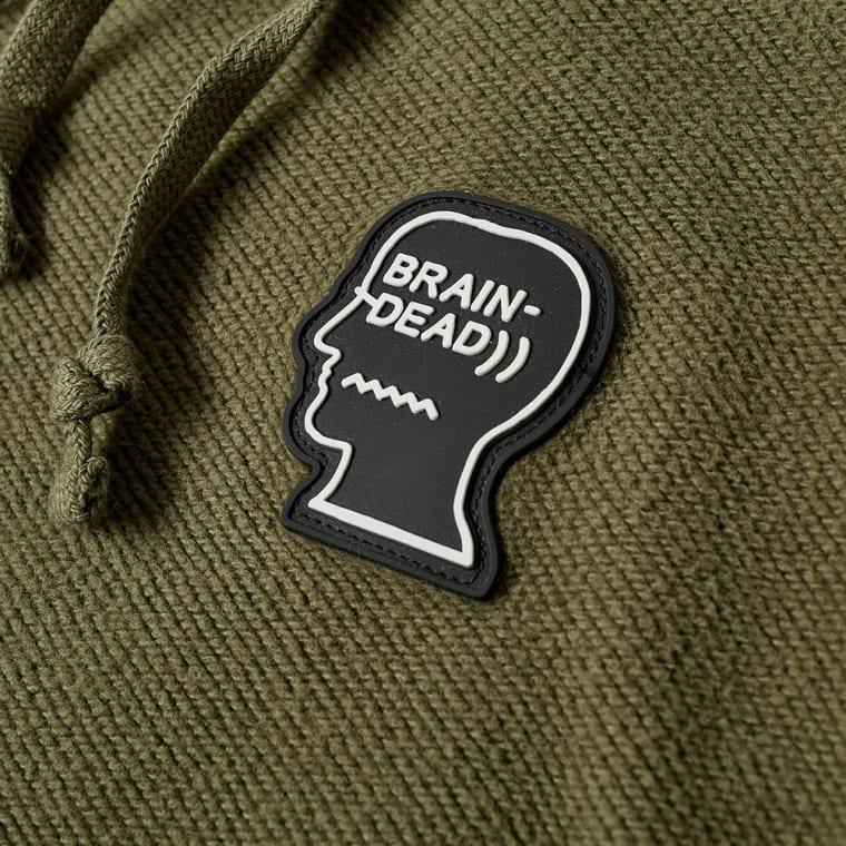 Converse X Brain Dead Overdye Bananas Sweatshirt Field