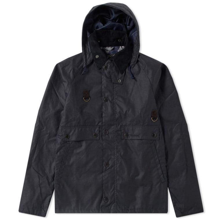 Barbour jacket ladies size 18