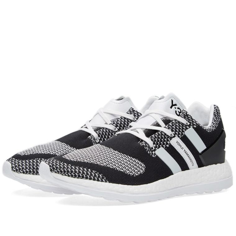 Black Pureboost ZG Sneakers Yohji Yamamoto