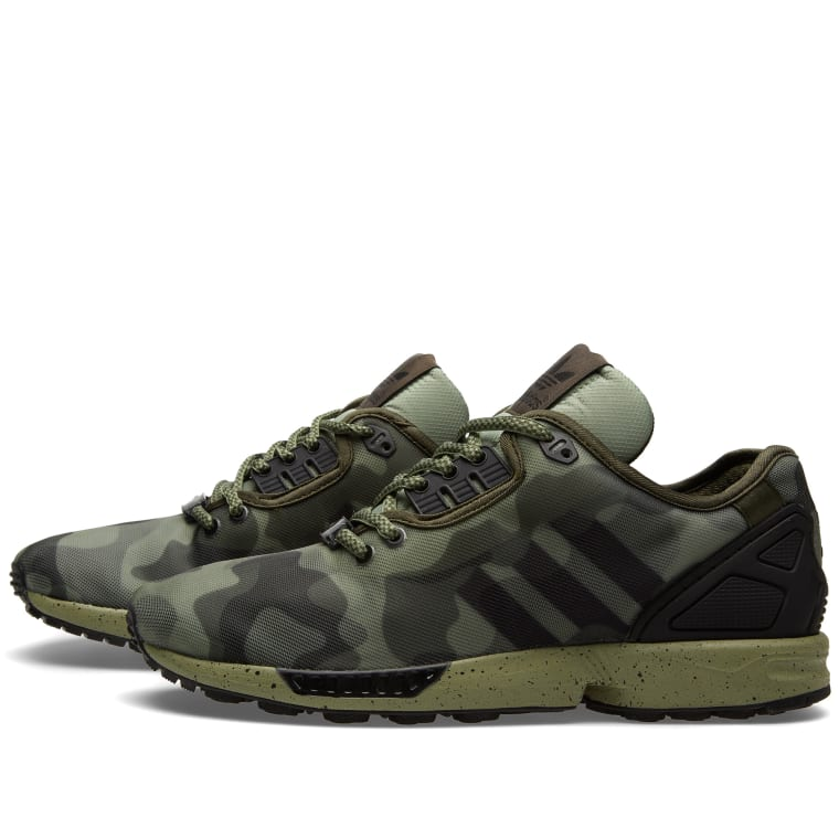 online store 679ee 11028 ... promo code for adidas zx flux decon camo core black 3 55806 5b61b