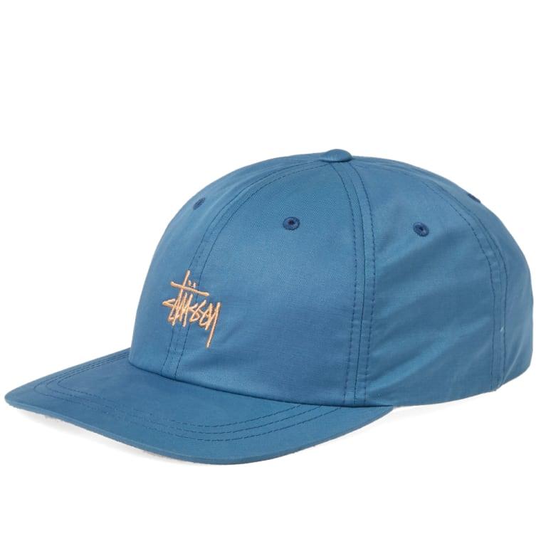 Stussy Stock Low Pro Cap (Blue)  99f1086497b