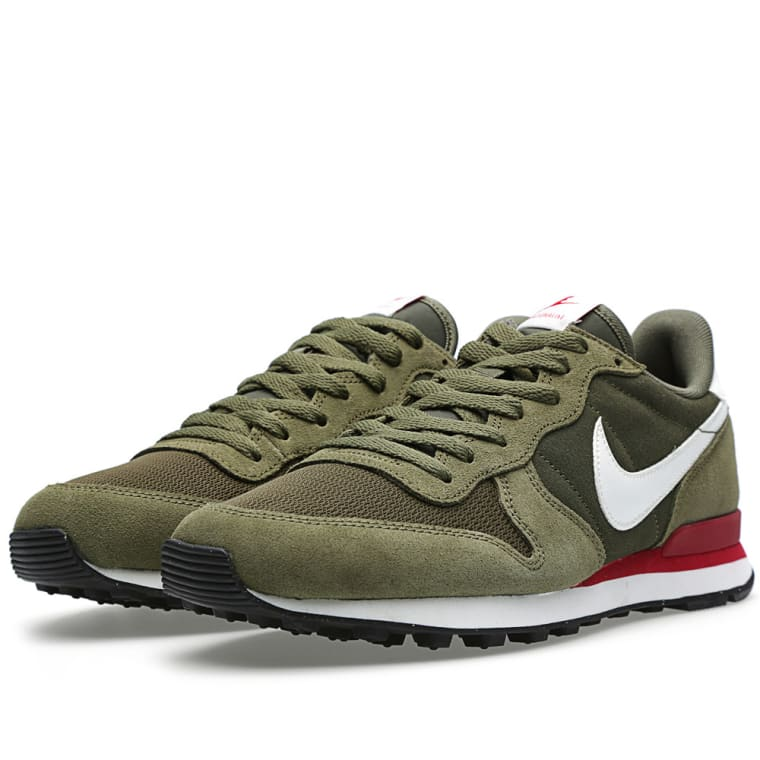 nike internationalist cargo khaki