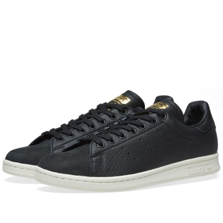 sweden adidas stan smith full black de9b2 3c34c