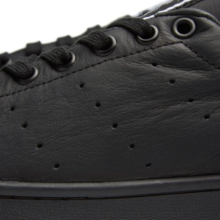 more photos 57707 24853 Adidas Consortium x Pharrell Williams Stan Smith Solid Black 9