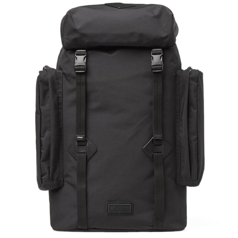 Polo Ralph Lauren City Explorer Backpack Black 1