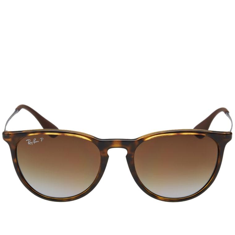 6287597912f15 ... rb4171 865 13 54 18 brown gradient 5388a 4dac7  coupon code ray ban  erika sunglasses havana polar brown gradient 2 8d019 a71e8