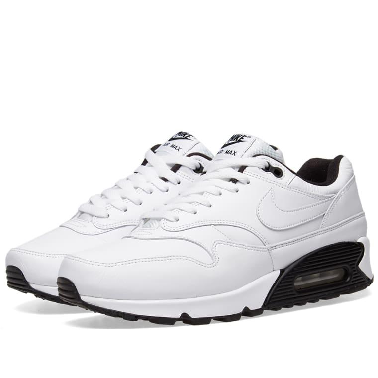 promo code 80457 527da Nike Air Max 90 1 White   Black 1