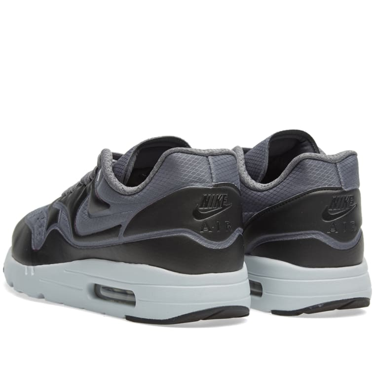a7516522b9ebd5 Nike Air Max 1 Ultra SE (Dark Grey   Black)