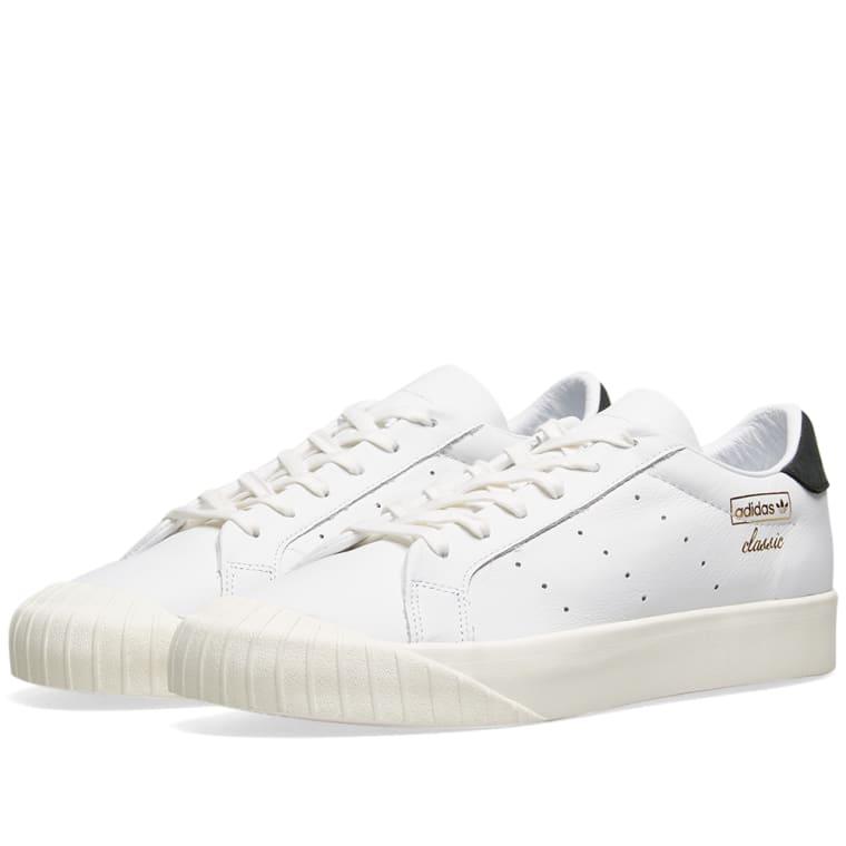 100% authentic 1d1aa 8881b Adidas Everyn W White  Black 1