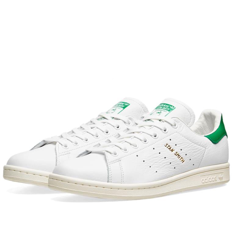Adidas Stan Smith (White   Green)  01c801526f30