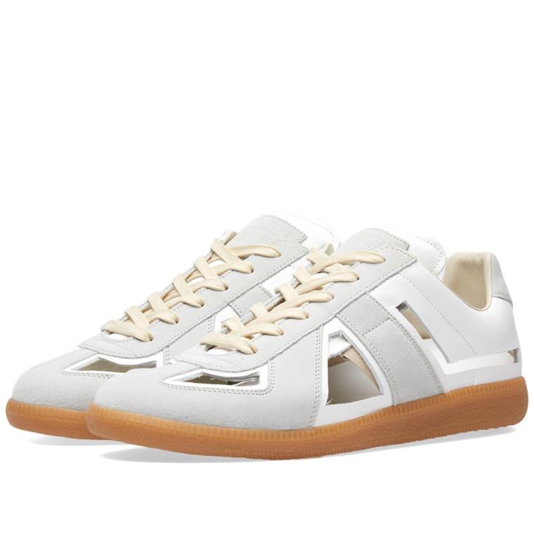 Maison MargielaCut-out Replica Sneakers