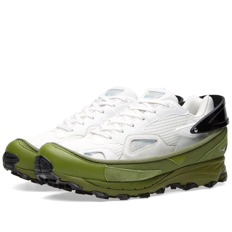 3369967db0240 Adidas x Raf Simons Response Trail 2 (Vintage White