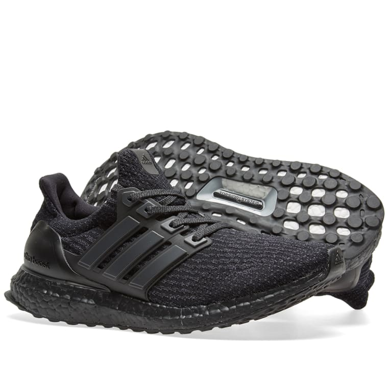 Adidas Ultra Boost 3.0. Triple Black. $219. Plus Free Shipping