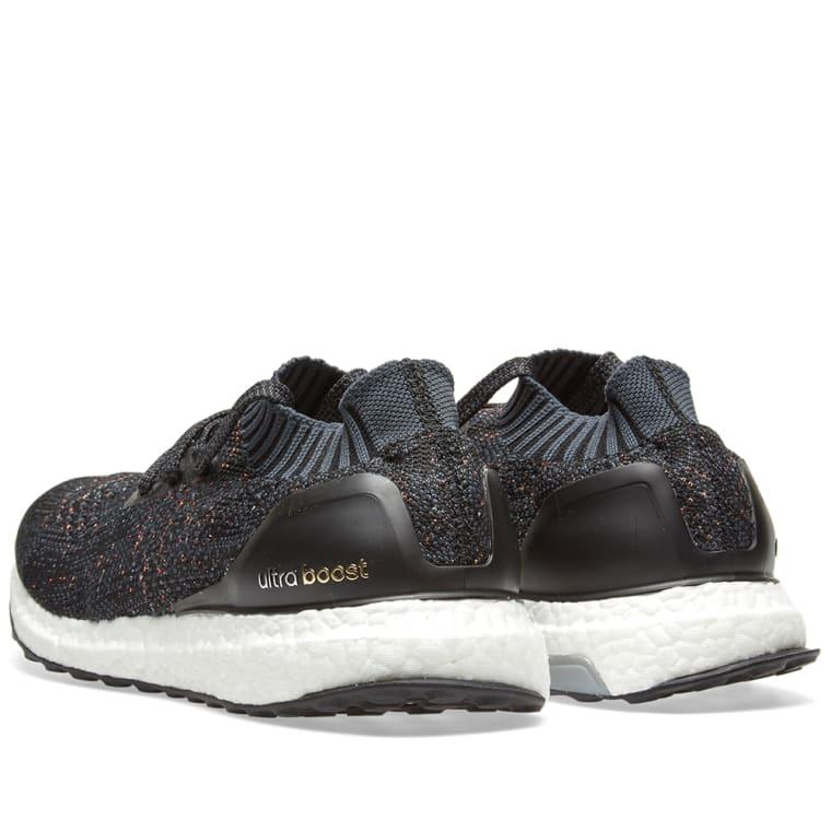 46e1081899b972 Adidas Women s Ultra Boost Uncaged (Core Black   Dark Grey)