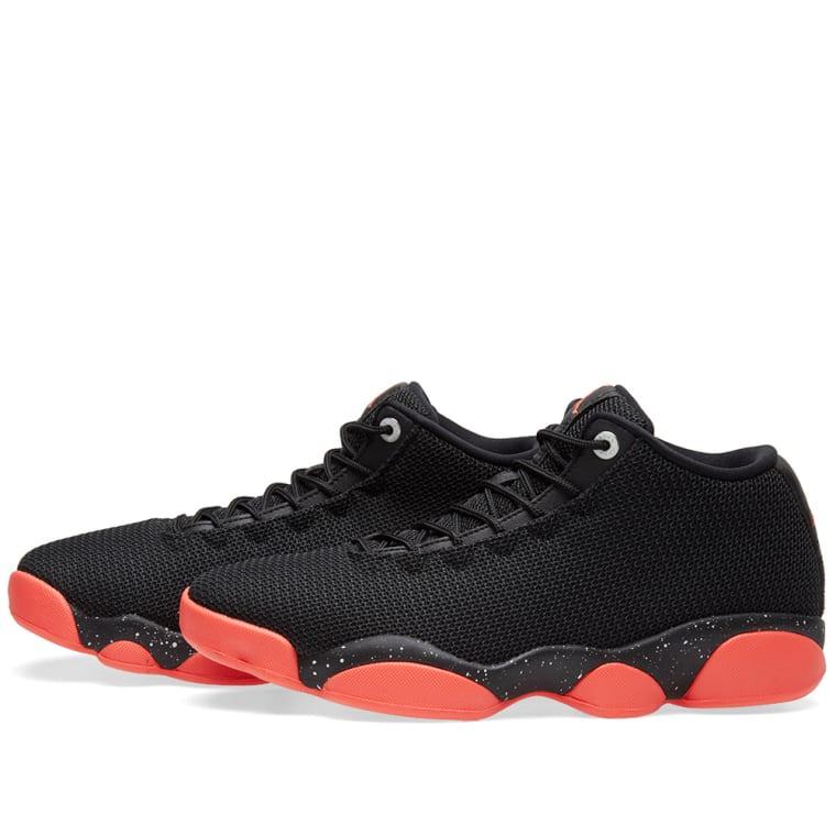 Nike Air Jordan Horizon Low Black  Infrared 2