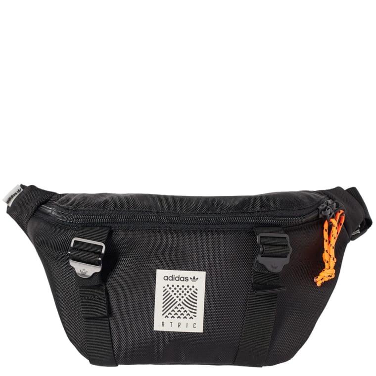 Adidas Atric Waist Bag Black 1