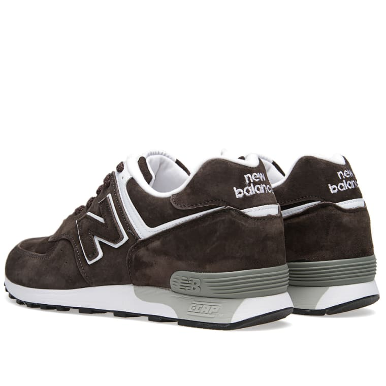 New Balance M576BWB - Made In England (Brown)  f35d607189f