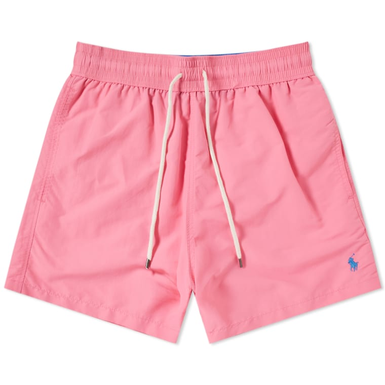 5468ddb001 ... coupon for polo ralph lauren classic traveller swim short chroma pink 1  a2546 5fb02
