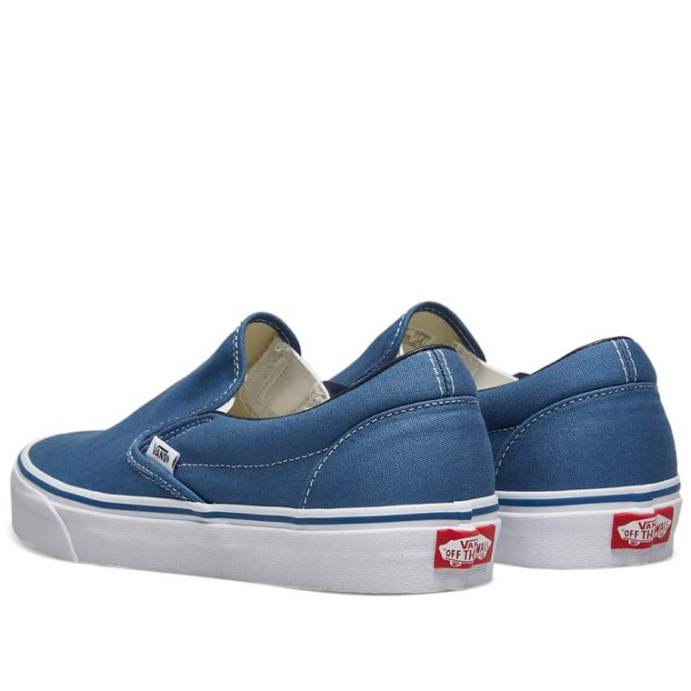 528939d1c07 Vans UA Classic Slip On (Navy)